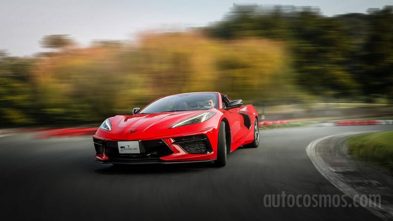 Chevrolet Corvette 2020 a prueba en México