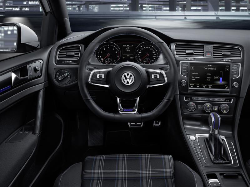 VW Golf GTE, híbrido, enchufable y deportivo