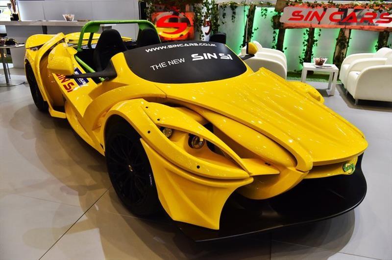 Sin Cars Sin S1