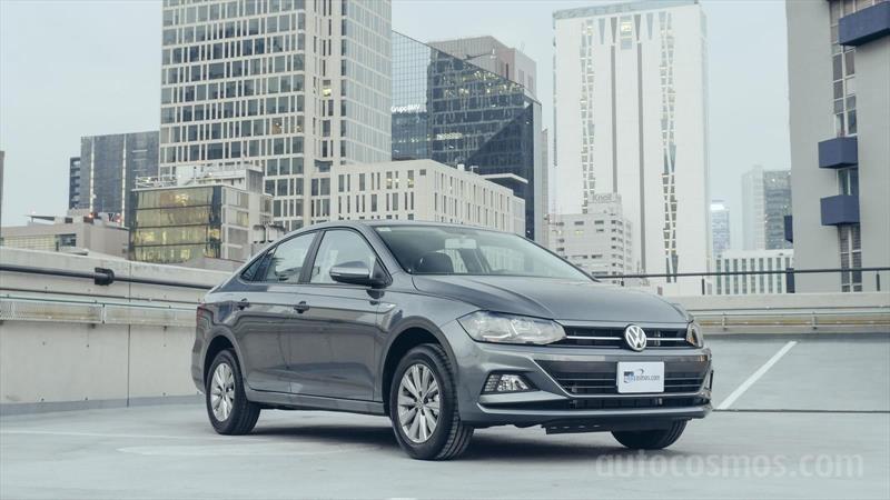 Volkswagen Virtus 2020 a prueba