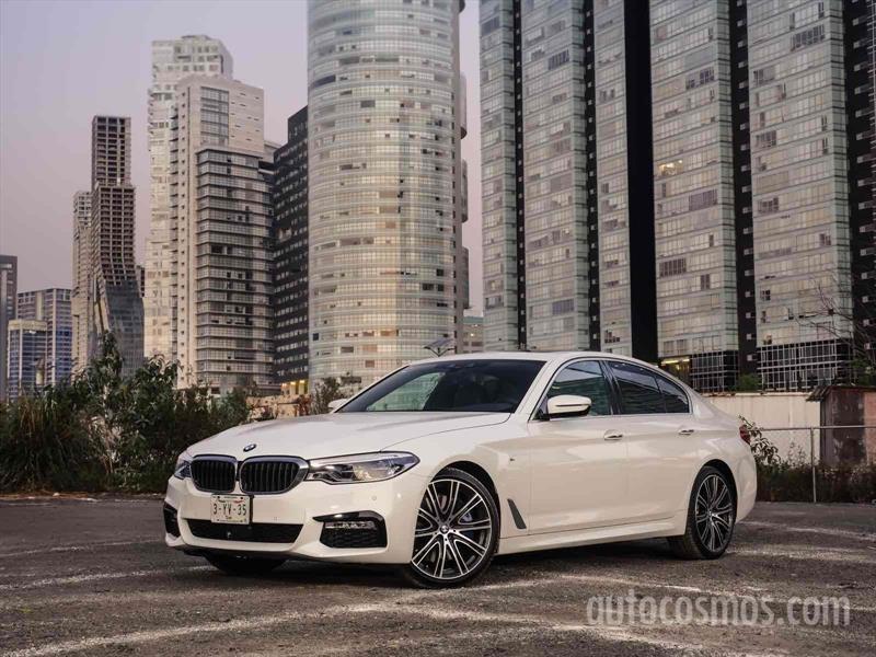 Nuevo BMW Serie 5 a prueba