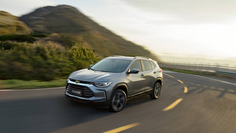 Chevrolet Tracker 2021 en Chile