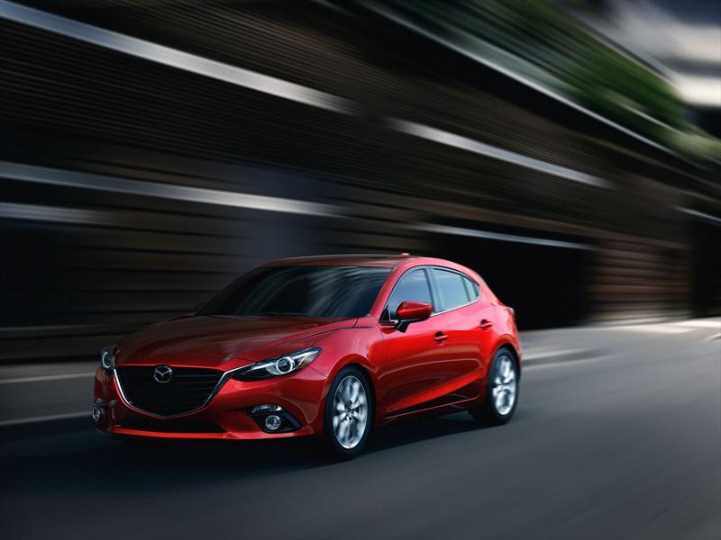 Mazda3 2014 se presenta en Nueva York