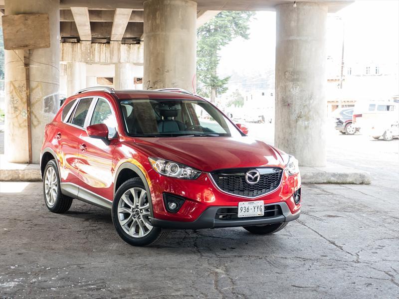 Mazda CX-5 2.5L 2014