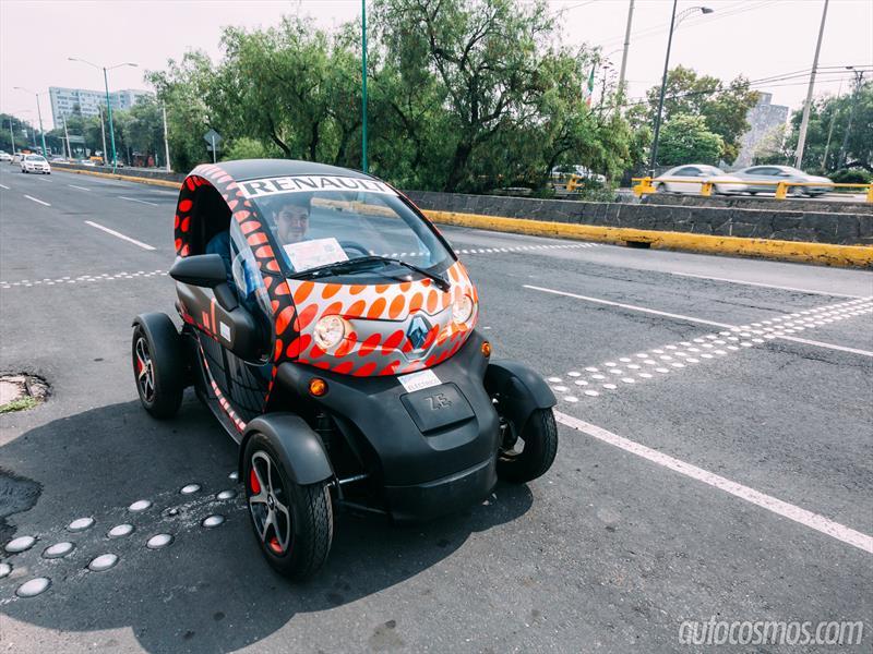 Renault Twizy 2015 en México