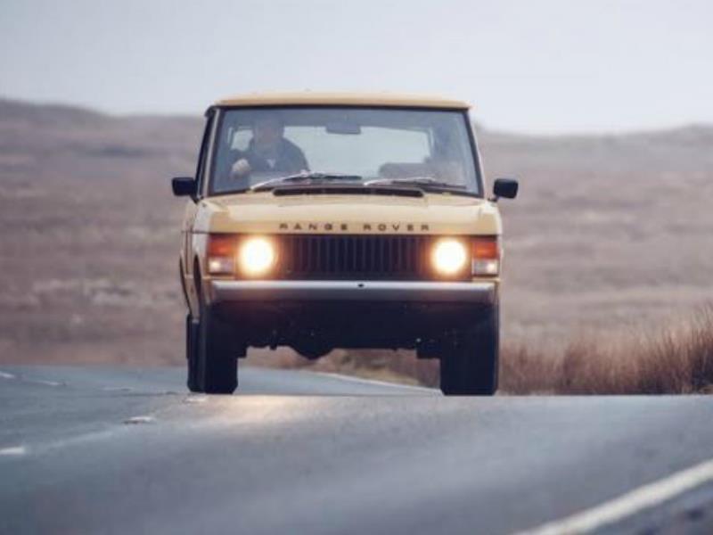 Range Rover -Curiosidades