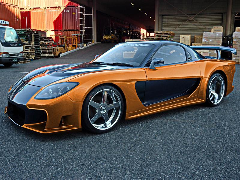 Top 10: Mazda RX-7