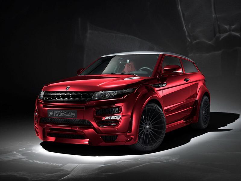 Range Rover Evoque por Hamann-Motorsport