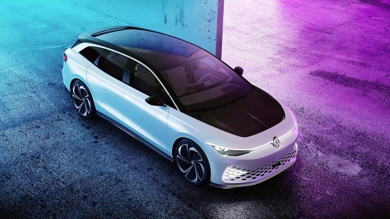 Volkswagen ID Space Vizzion Concept