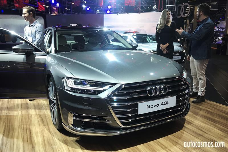 Audi en el Salón de Sao Paulo