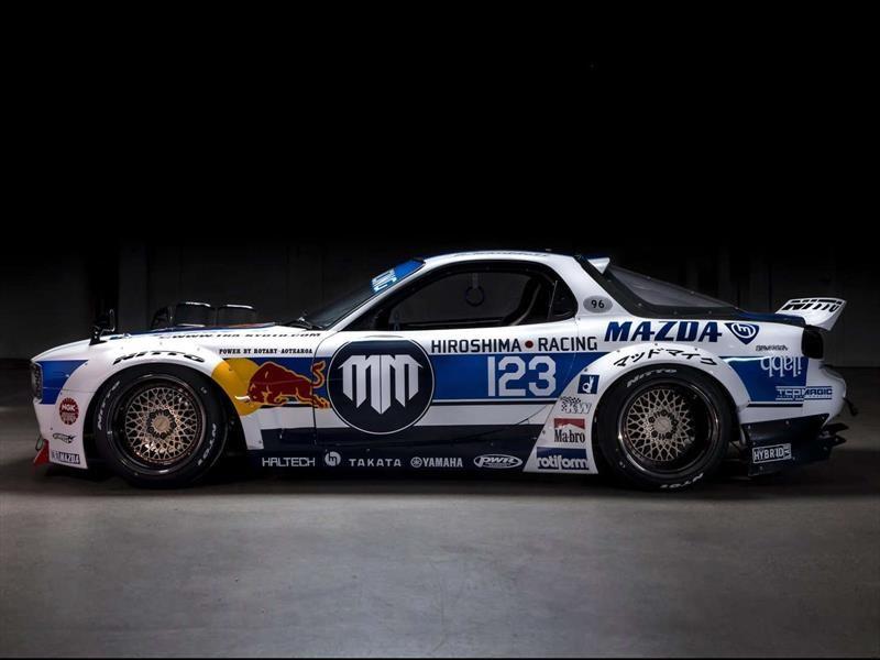 Madbull Mazda RX-7 FD3