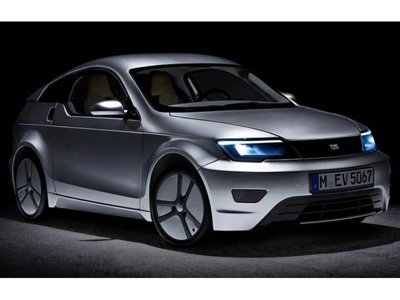 BMW Visio.M EV Concept
