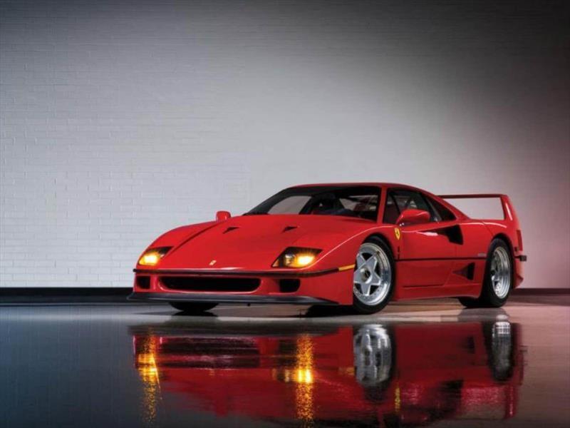 Ferrari F40 de 1991