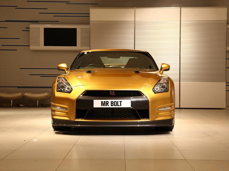 Nissan GT-R edición Usain Bolt