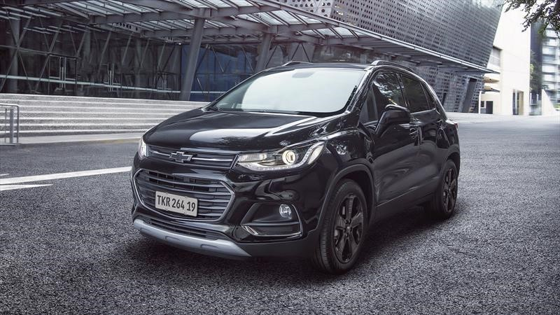 Chevrolet Tracker Midnight