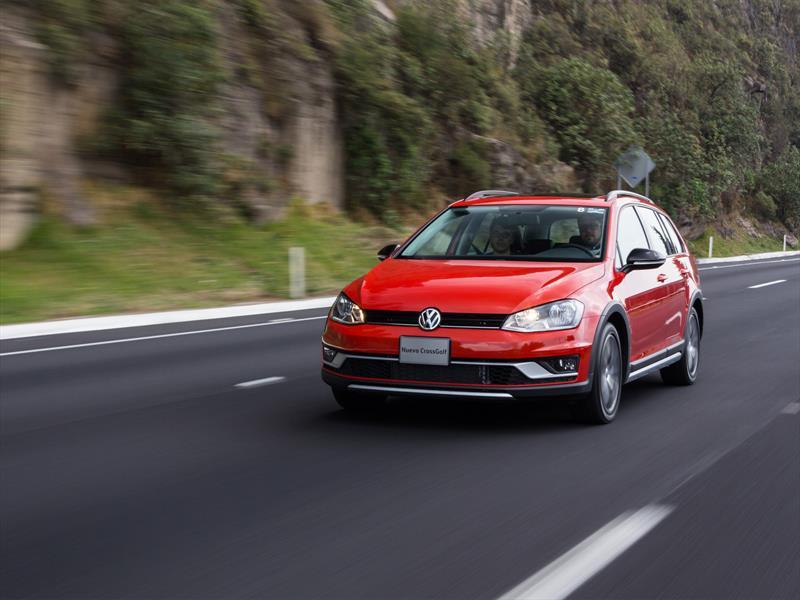Volkswagen CrossGolf 2017