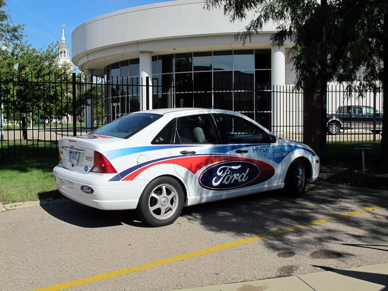 Ford Focus de Hidrógeno