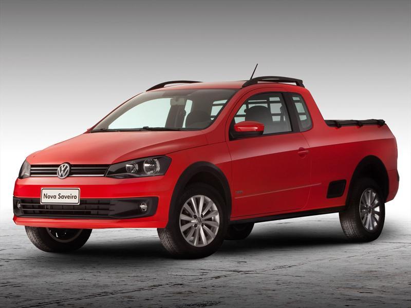 Volkswagen Saveiro, restyling 2013