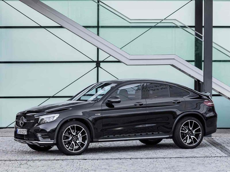 Mercedes-AMG GLC 43 Coupe 2017