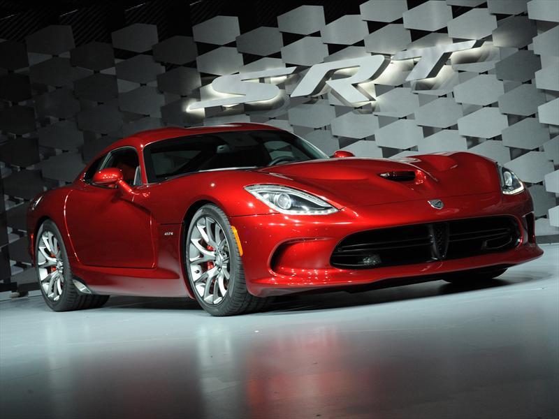 Top 10: SRT Viper GTS 2013