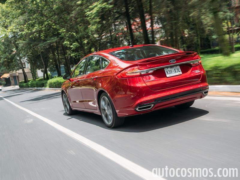 Premio Crash Test, Auto Grande: Ford Mondeo