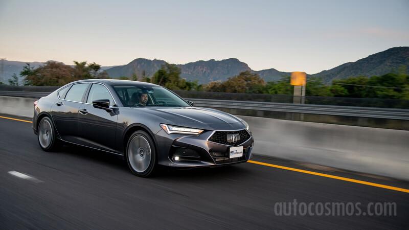 Acura TLX 2021