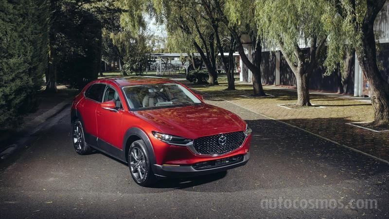 Mazda CX-30 2020 llega a México