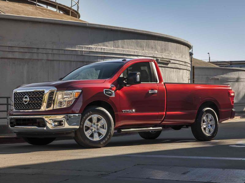 Nissan Titan Single Cab 2017