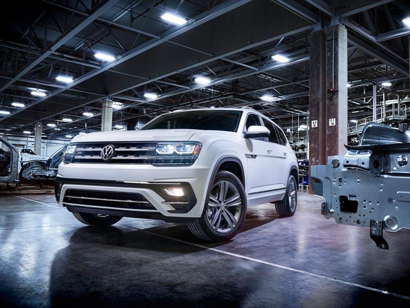 Volkswagen Atlas R-Line