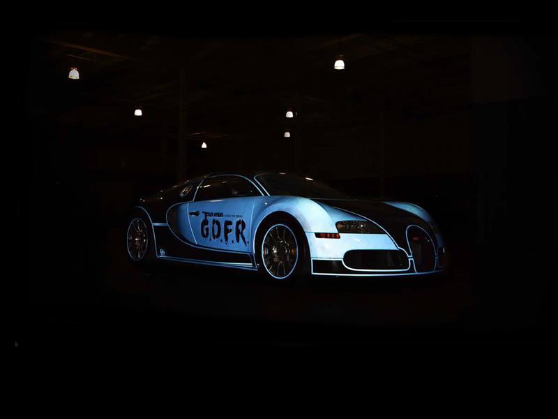 Bugatti Veyron de Flo Rida