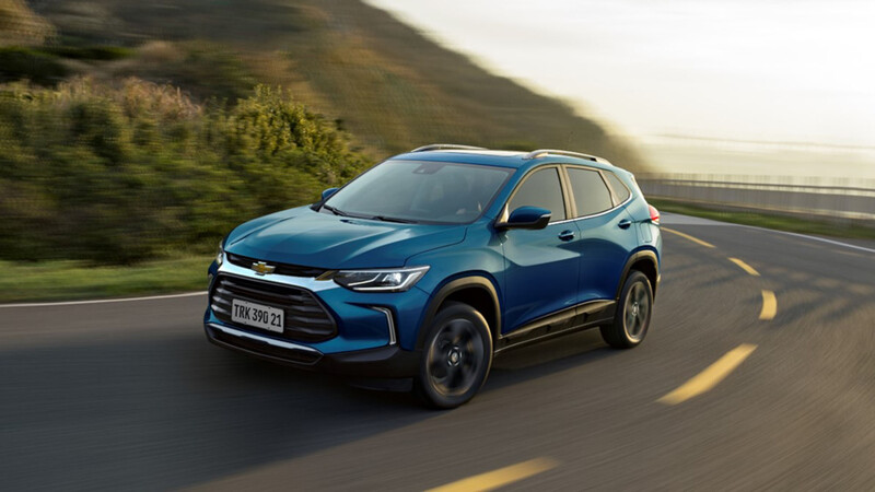 Nueva Chevrolet Tracker 2021