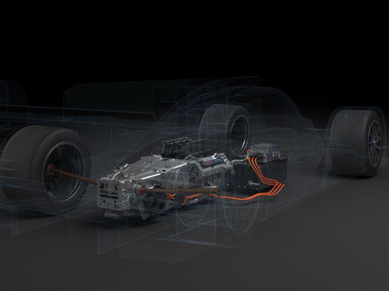 La tecnología híbrida del Prius corre en Le Mans
