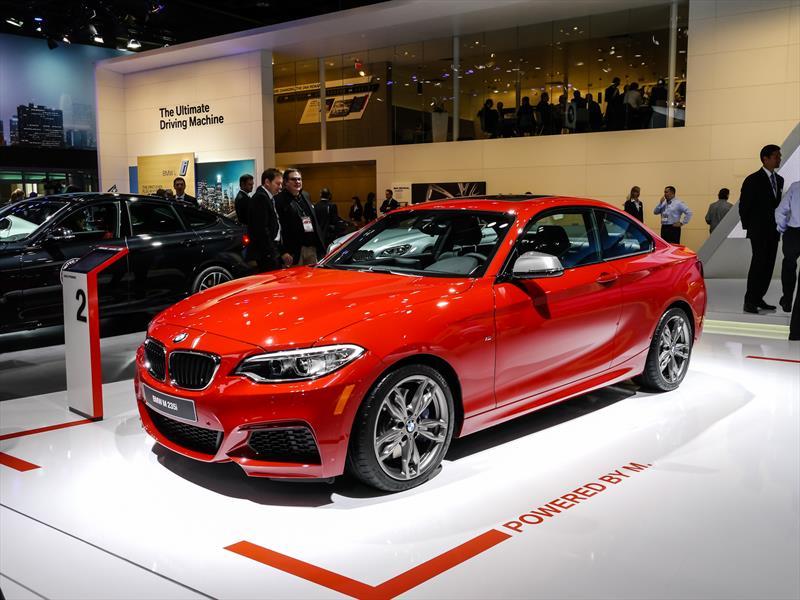 BMW Serie 2, primeras imágenes