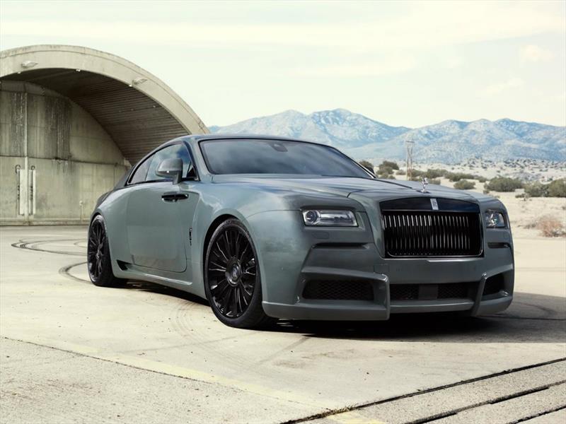 Rolls-Royce Wriath Overdose por Spofec