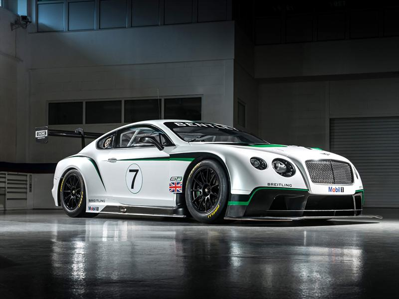 Bentley Continental GT3  en Goodwood