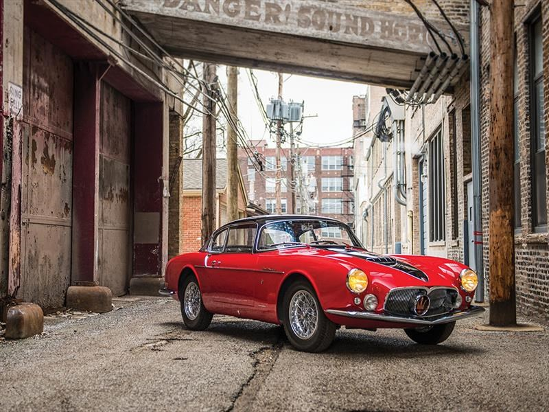 Maserati A6G/54 Coupe Series III by Frua 1956