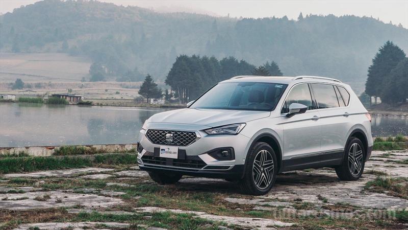 SEAT Tarraco 2019 a prueba