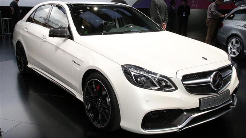 Mercedes Benz Clase E Coupé y AMG