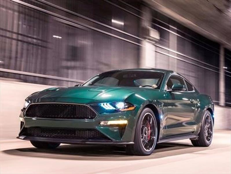 Ford Mustang Bullitt, 2018