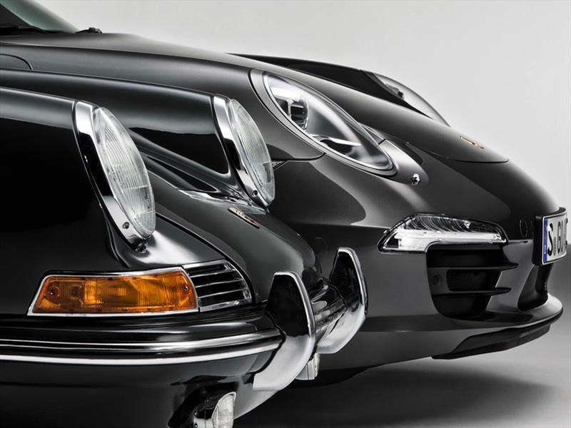 Porsche 911 50 años