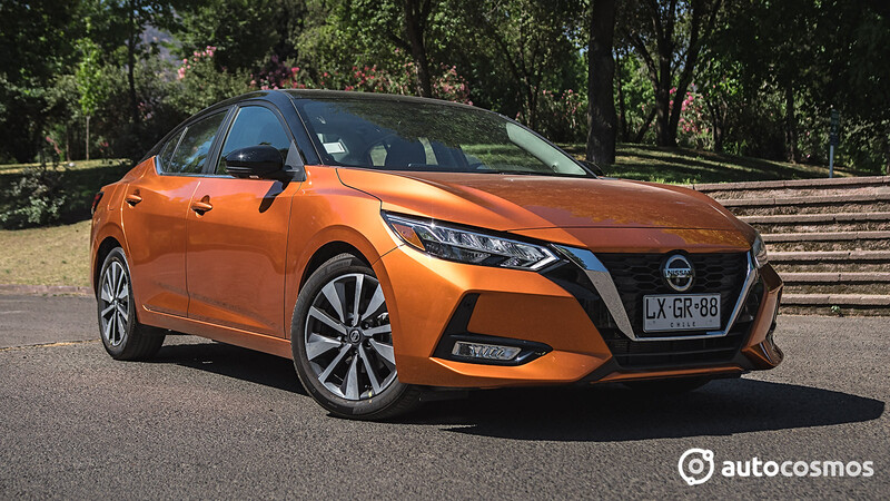 Nissan Sentra 2021 - Test Drive