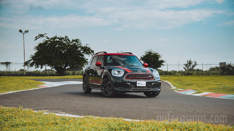 MINI Countryman John Cooper Works 2021 prueba
