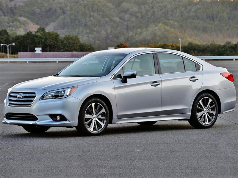 Nuevo Subaru Legacy 2015