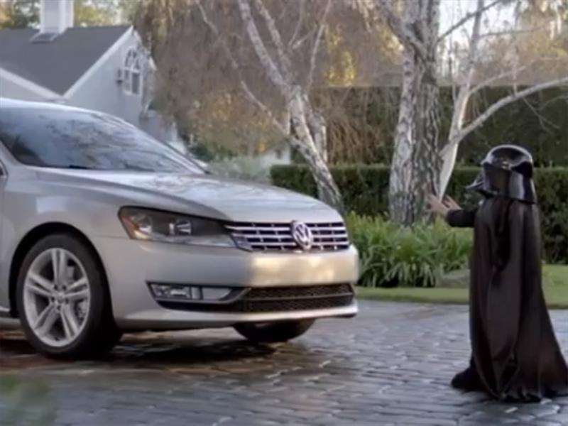Top 10: Volkswagen Passat 2012