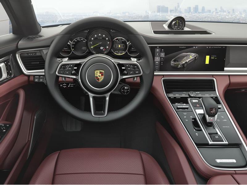 Porsche presenta algunas variantes del Panamera