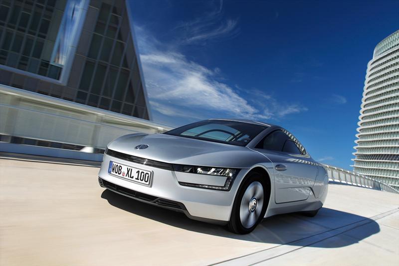 Volkswagen XL1 a producción