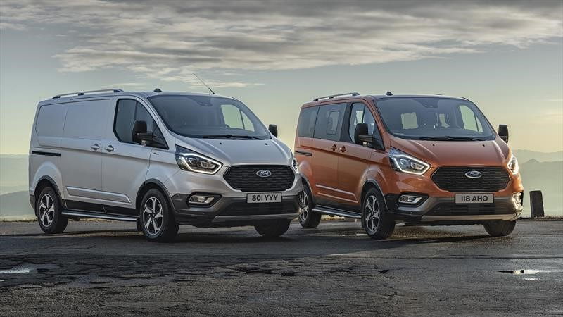 Ford Transit Active y Tourneo Active 2020