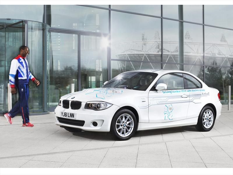BMW gama de vehículos Juegos Olímpicos 2012