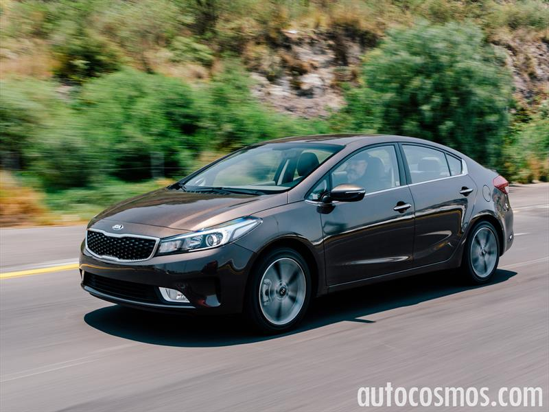 Kia cerato made in México