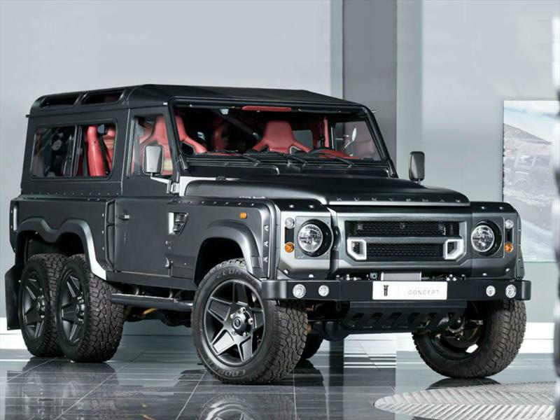 Kahn Flying Huntsman 110 WB 6x6